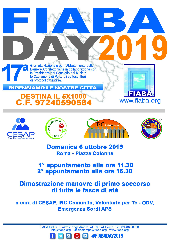 Fiaba Day Nazionale - Piazza Colonna, Roma
