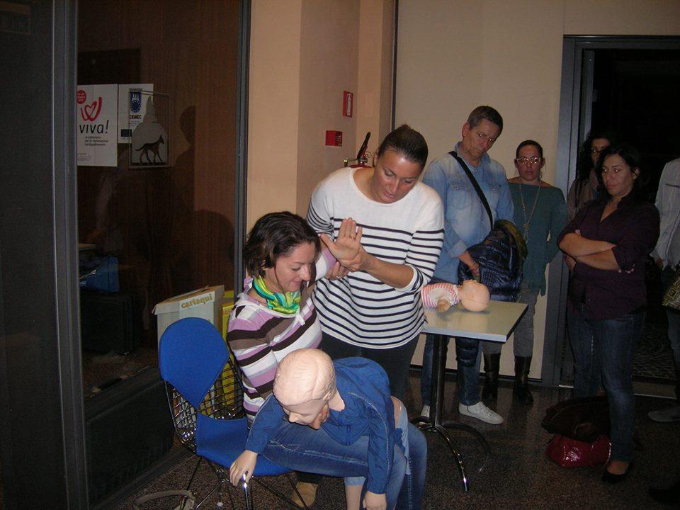 Serata sul Primo Soccorso Pediatrico